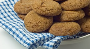 Marijuana Gingersnap Cookies