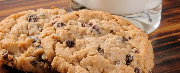 Oatmeal Raisin Cannabis Cookies