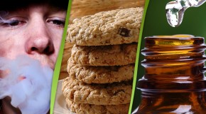 How Best To Use Medical Marijuana: Smoking vs Edibles and Tinctures