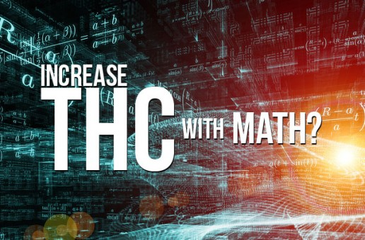 How to Increase THC with Simple Math
