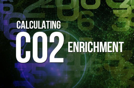 Calculating CO2 Enrichment