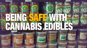 Being Safe with Cannabis Edibles